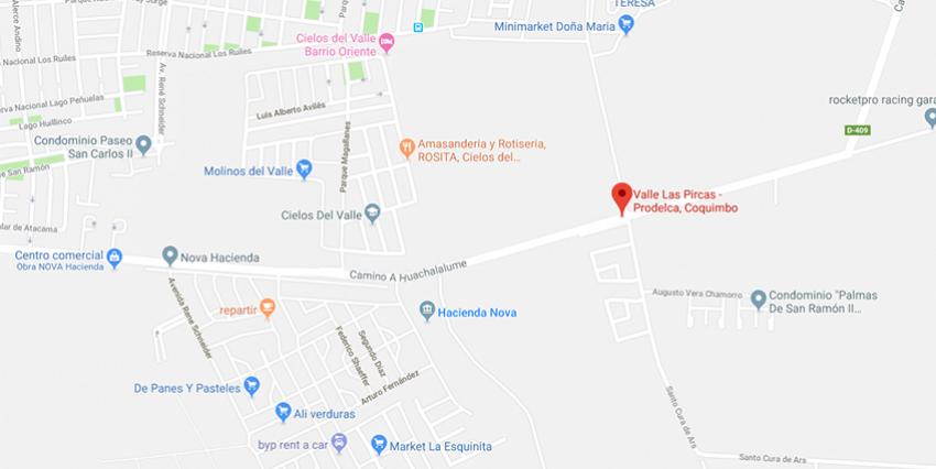 Proyecto Condominio Solar de las Pircas de Inmobiliaria Prodelca-34