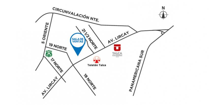 Proyecto Altos de Lircay de Inmobiliaria Pocuro-13