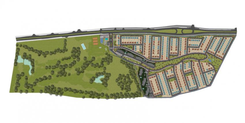 Proyecto Condominio Vista Golf - Departamentos de Inmobiliaria Pocuro-13