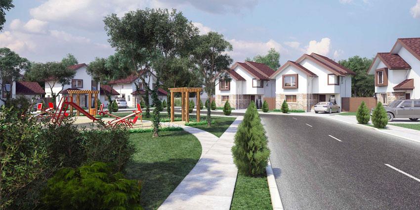 Proyecto Puerta del Sol - Conjunto Residencial de Inmobiliaria / Constructora Schiele y Werth-2