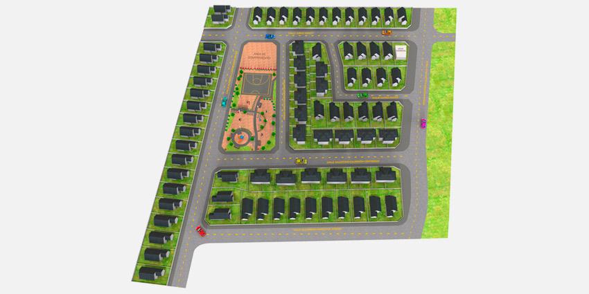 Proyecto Altos del Valle II de Inmobiliaria Pacal-13