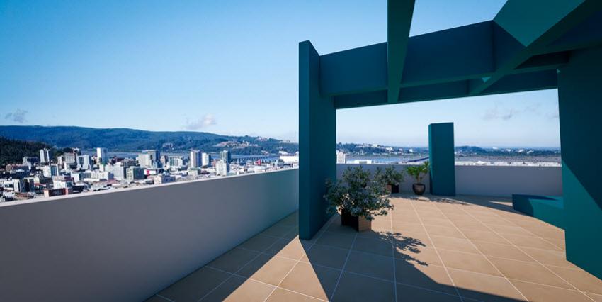 Proyecto Edificio Futuro Heras 1025 de Inmobiliaria Grupo Futuro-10
