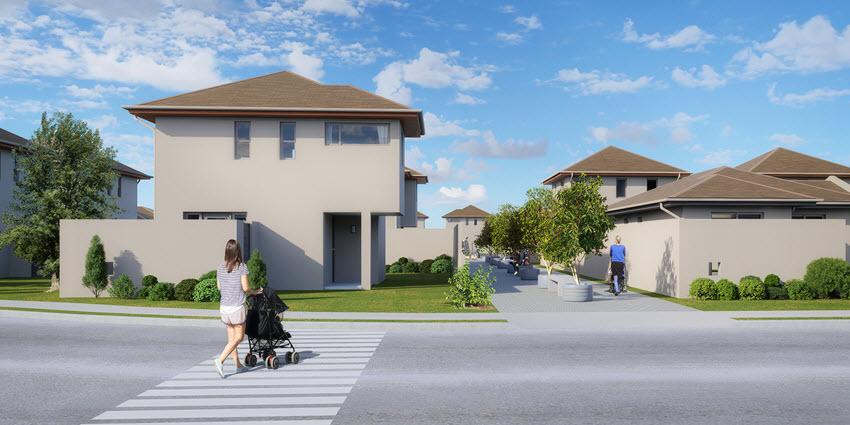 Proyecto Condominio Nueva Arboleda de Inmobiliaria PY-2