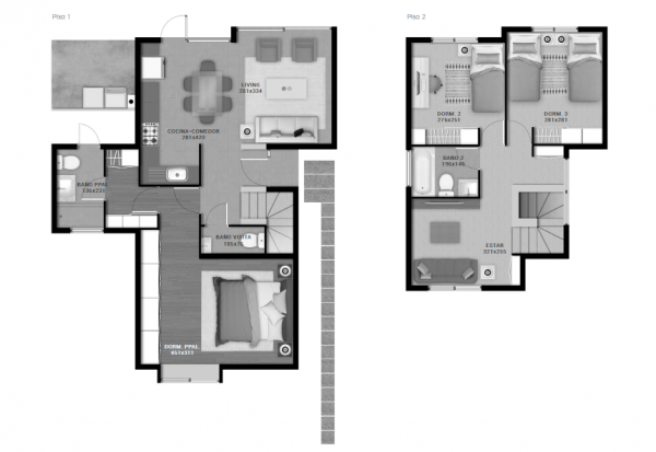portal-de-machalí-casa-99-m²