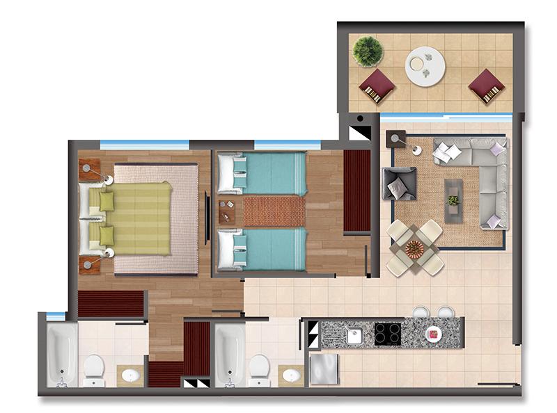 condominio-altos-de-villarrica-modelo-67,75