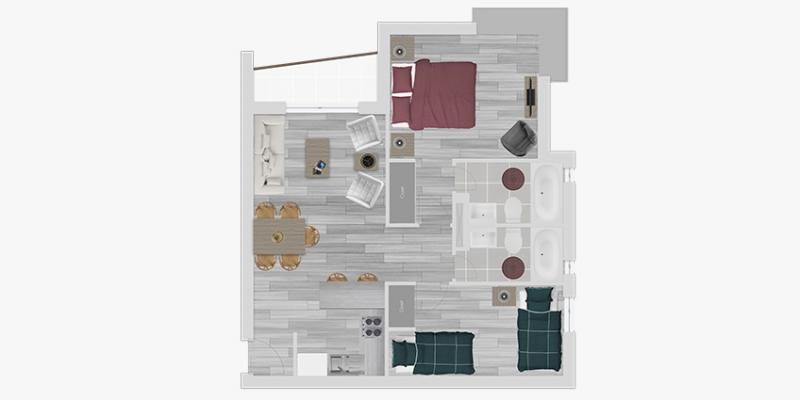 pucón-andino---los-coihues-iii-2-dormitorios