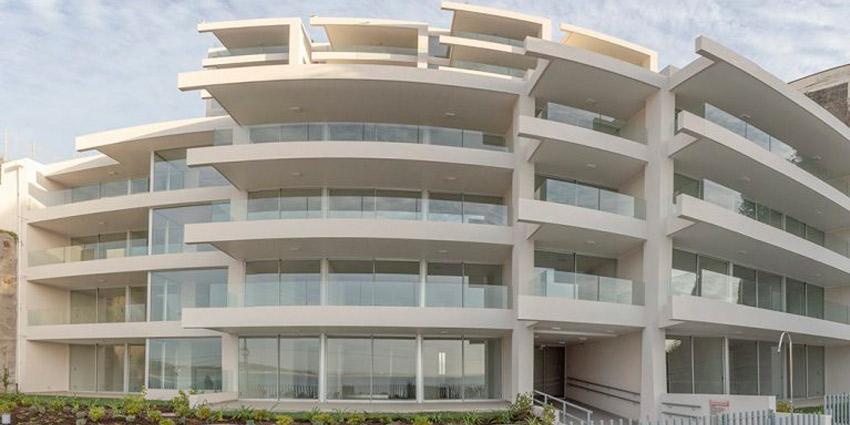 Proyecto Edificio Punta Piedra de Inmobiliaria TREI-9