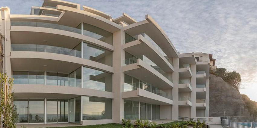 Proyecto Edificio Punta Piedra de Inmobiliaria TREI-10