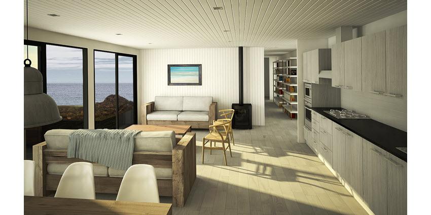 Proyecto Condominio Rocas del Mar - Casas de Inmobiliaria Foresta del Mar-10