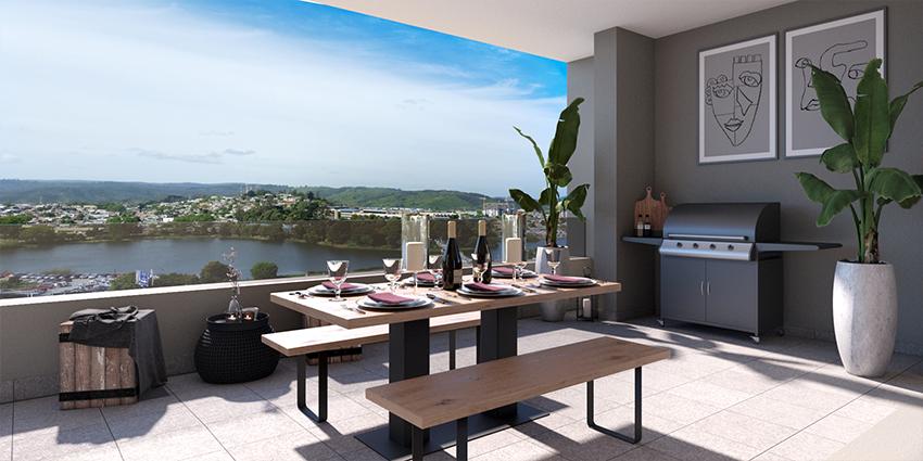 Proyecto Edificio Parque Ongolmo de Inmobiliaria Krono-6