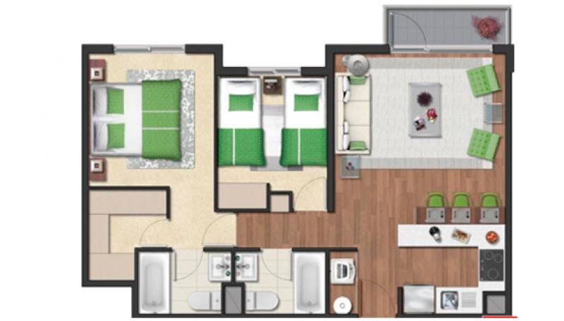 condominio-plaza-schwerter-tipo-55