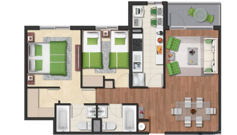 condominio-plaza-schwerter-tipo-58d