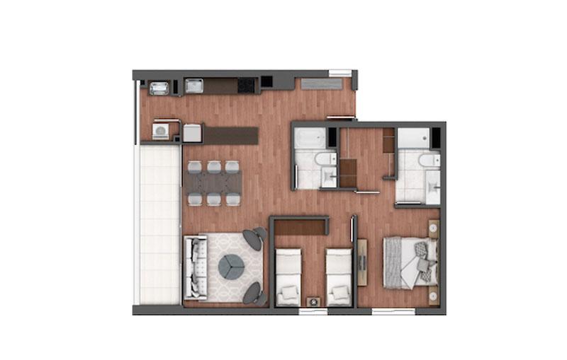 edificio-holanda-Ñuñoa-tipo-201