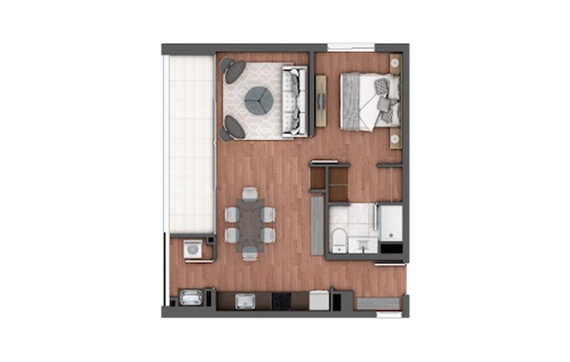 edificio-holanda-Ñuñoa-tipo-207