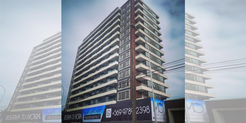 Proyecto Edificio Mirador Oriente de Inmobiliaria Alcorp-2