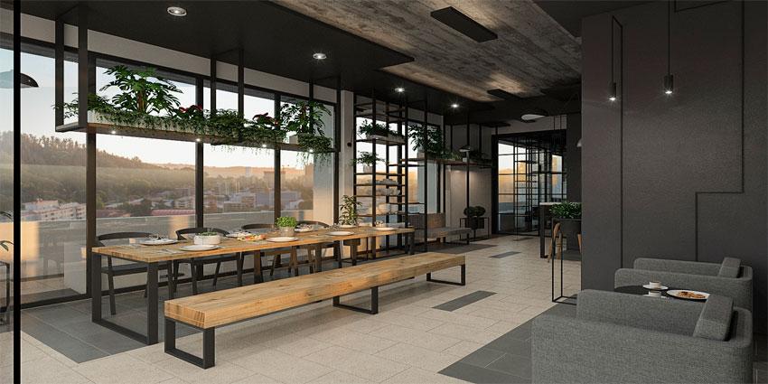 Proyecto Edificio Chacabuco 882 de Inmobiliaria Aitue-4