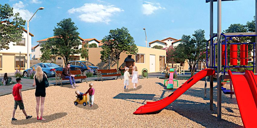 Proyecto Condominio San Orlando - Casas de Inmobiliaria Magua-3
