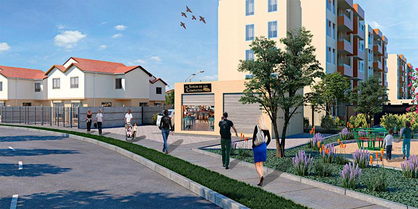 Proyecto Condominio San Orlando - Casas de Inmobiliaria Magua-4
