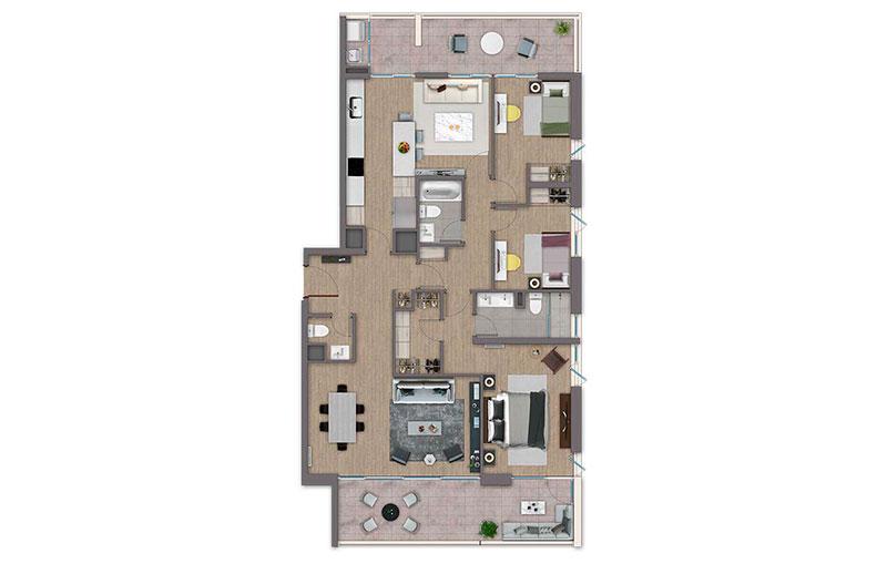 edificio-calafquén-iii-tipo-3b