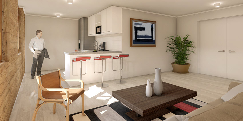 Proyecto Pewén de Inmobiliaria Nouvel Inmobiliaria-11