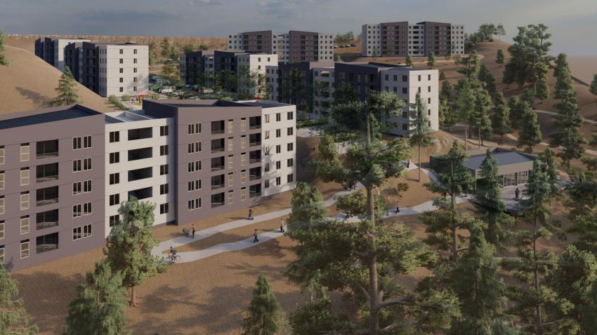 Proyecto Los Alamos de Penco de Inmobiliaria Comosa-4