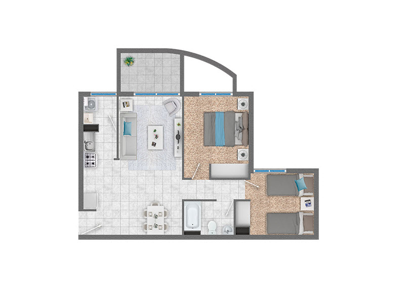condominio-sendero-del-bosque-fe---2d+1b