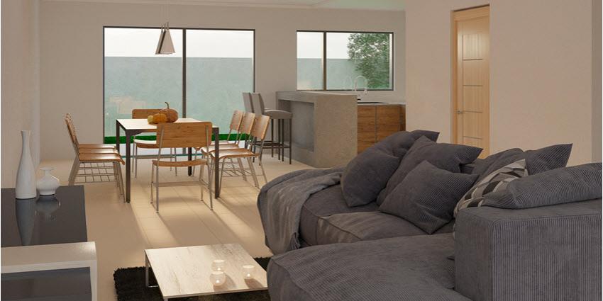 Proyecto Condominio Mediterráneo de Inmobiliaria Mediterránea-16