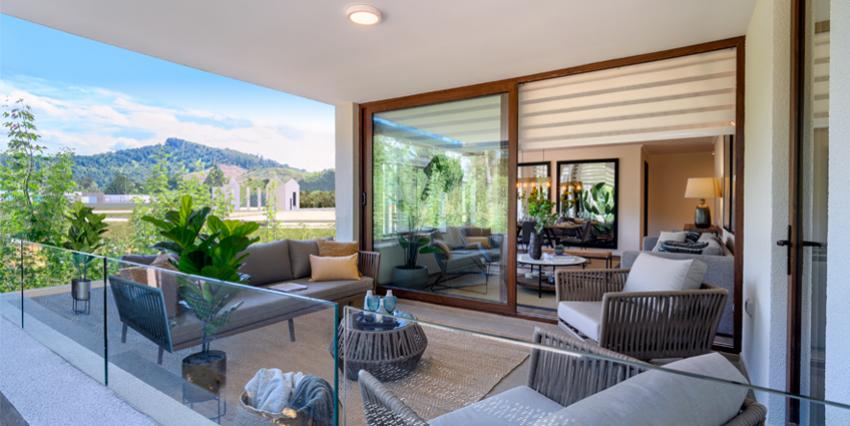 Proyecto Condominio Vista Golf - Departamentos de Inmobiliaria Pocuro-5