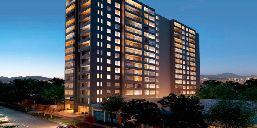 Proyecto Edificio Urban 1470 de Inmobiliaria Aitue