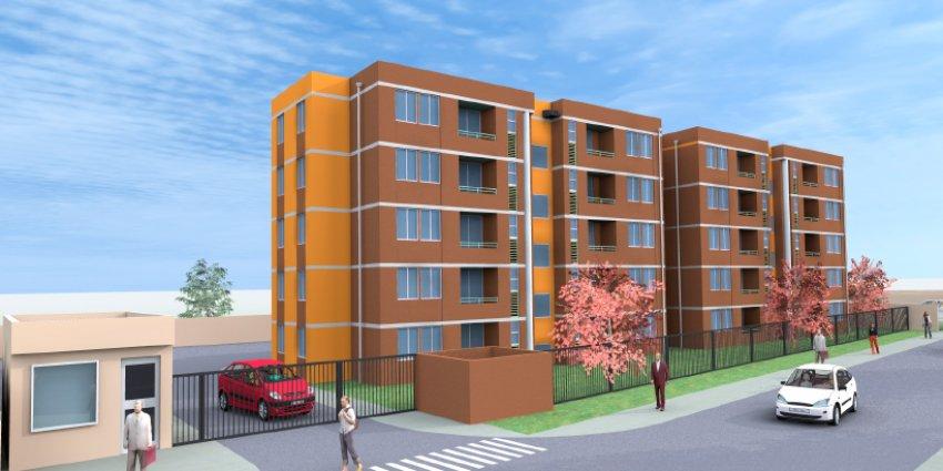 Proyecto Barrio Las Delicias de Inmobiliaria Inespa Inmobiliaria-1