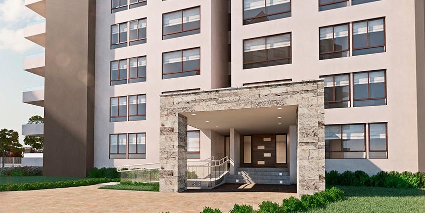 Proyecto Edificios Alcalá de Inmobiliaria Socovesa