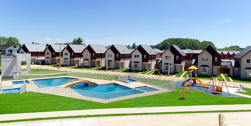 Proyecto Condominio Alto Maderos - II de Inmobiliaria Socovesa