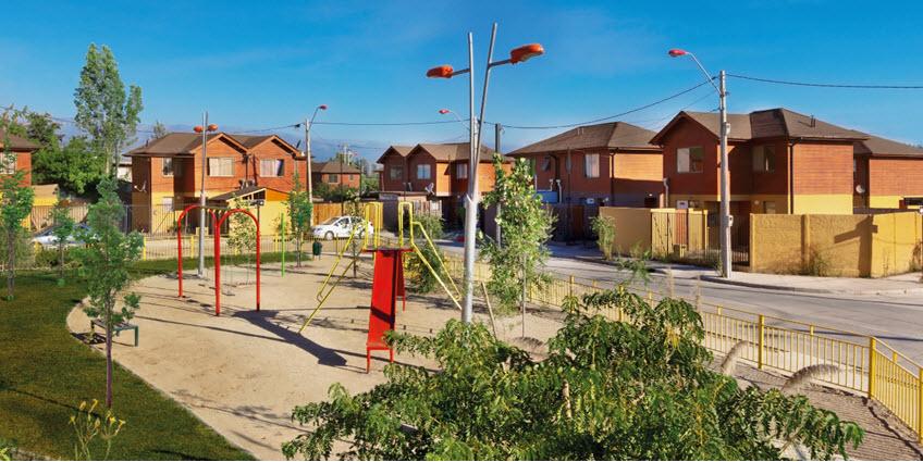 Proyecto Barrio Nuevo Villaseca IV de Inmobiliaria PY
