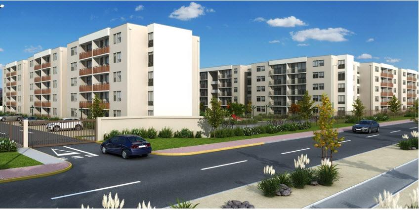 Proyecto San Pablo de Curauma Edificios de Inmobiliaria Aconcagua