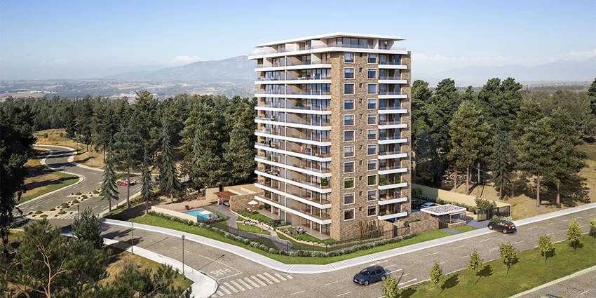 Proyecto Jardines de Montemar - Etapa III de Inmobiliaria Alborada