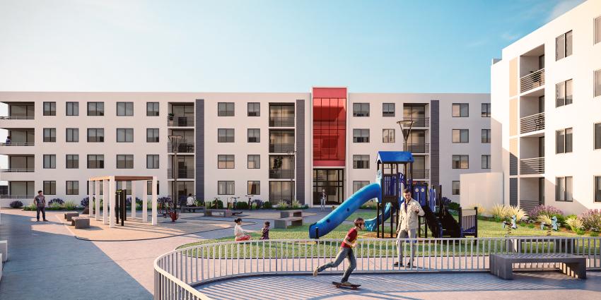 Proyecto Distrito Milagro de Inmobiliaria Serena Inmobiliaria-1