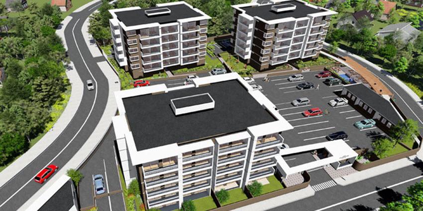 Proyecto Condominio Las Araucarias de Inmobiliaria Río Claro Inmobiliaria