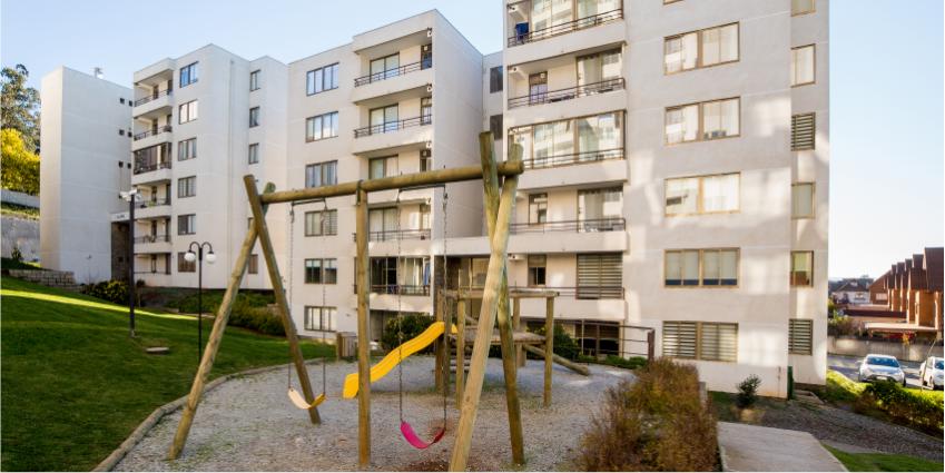 Proyecto Fuentes de Palma de Inmobiliaria CISS