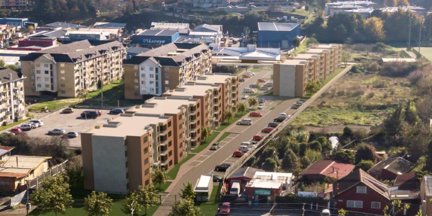 Proyecto Fuentes de Rengo de Inmobiliaria CISS