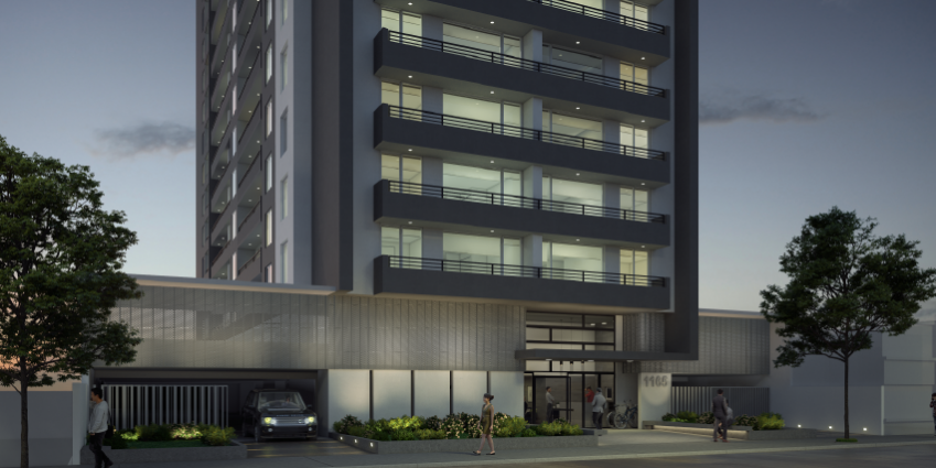 Proyecto Edificio New Center de Inmobiliaria CISS