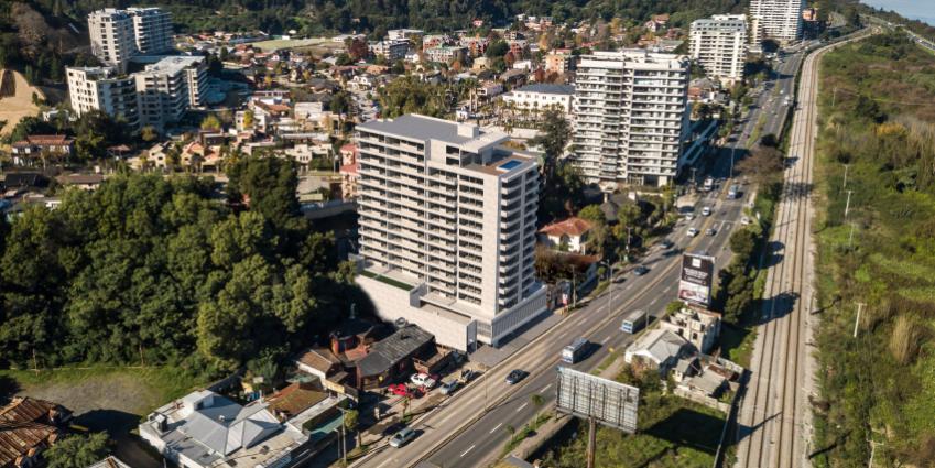 Proyecto Panorama Bio-Bio de Inmobiliaria CISS
