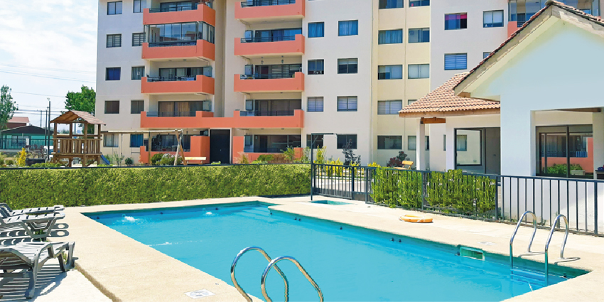 Proyecto Parque Italia II, Condominio de Inmobiliaria Grepsa-1