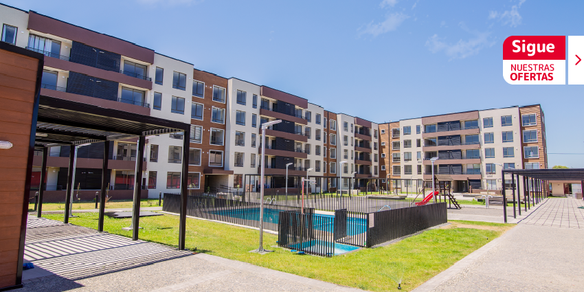 Proyecto Antumalal de Inmobiliaria MNK