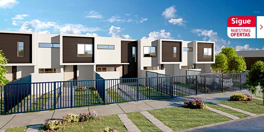 Proyecto Urbano Townhouse de Inmobiliaria MNK
