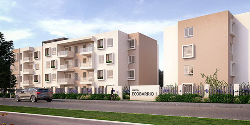 Proyecto EcoBarrio I de Inmobiliaria Ecovista Inmobiliaria