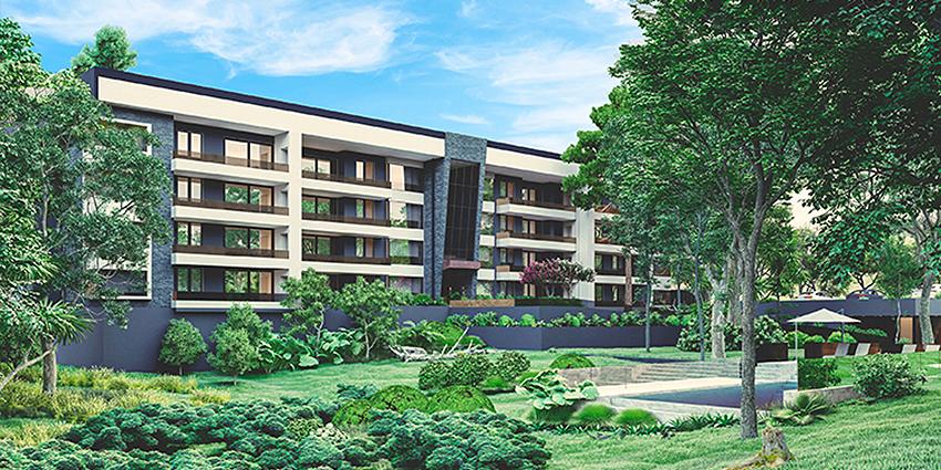 Proyecto Pucón Infinity - Torre Black de Inmobiliaria Onewaite Desarrollos Inmobiliarios
