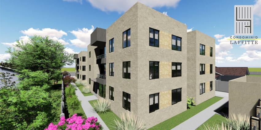 Proyecto Condominio Laffitte de Inmobiliaria San Pablo Ltda Constructora-1