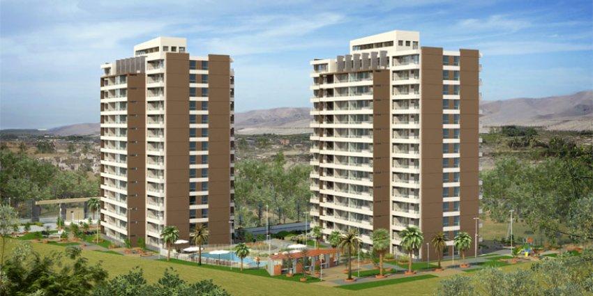 Proyecto Edificio Innova de Inmobiliaria PY