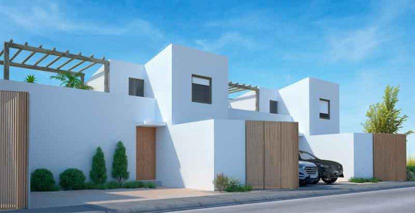 Proyecto Condominio Costa Blanca de Inmobiliaria PY