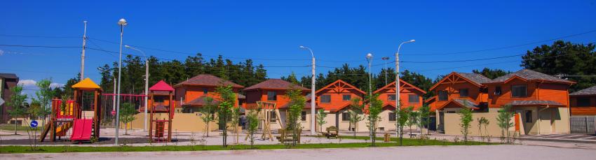 Proyecto Aires de San Pedro III de Inmobiliaria PY